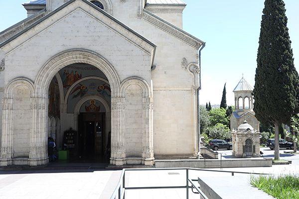 Кашветская церковь