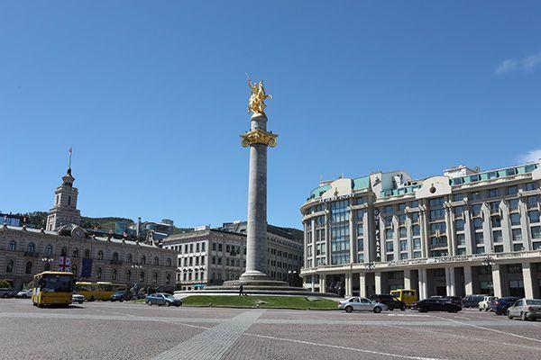 Площадь Cвободы