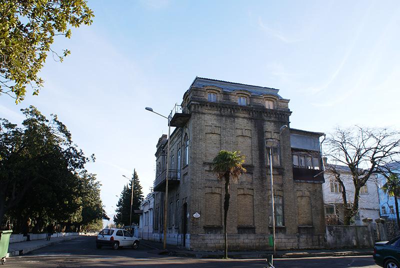 27 Ninoshvili Street