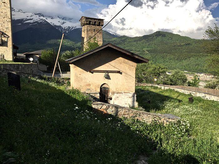Церковь Архангела