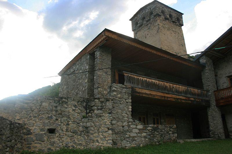 The Hergiani Tower (Memorial Museum)
