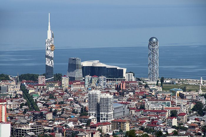 Batumi Old City Tour