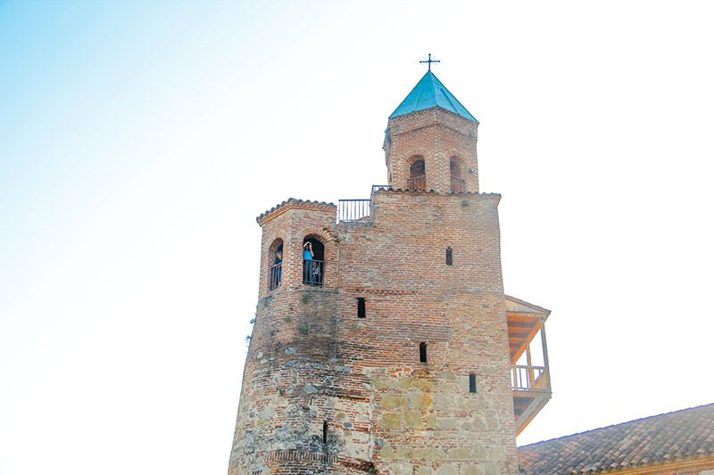 The Palace-Bell tower