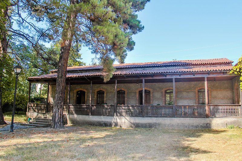 Дом-музей Ильи Чавчавадзе