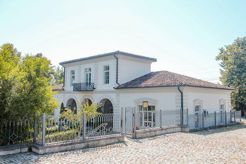 Дом-музей Котэ Марджанишвили