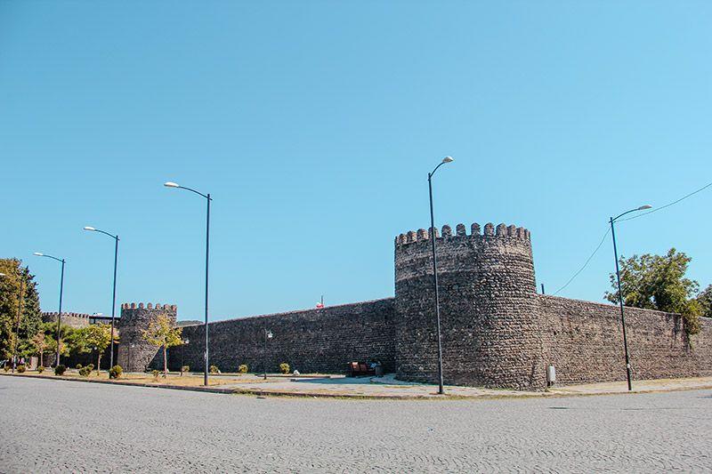 Кварельская крепость