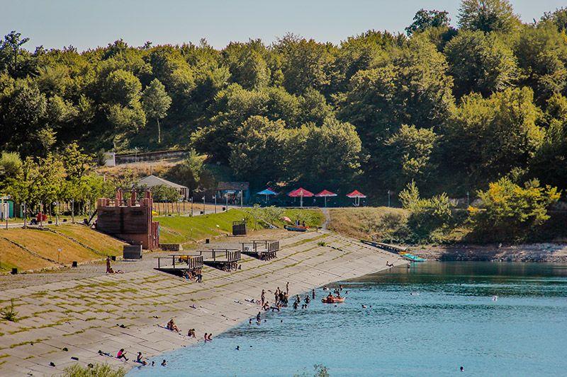 Кварельское озеро Ильи
