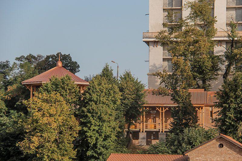 Крепость Вахвахишвили