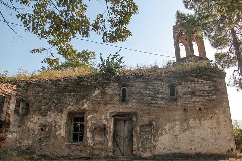Старая Стена и Горисджвари