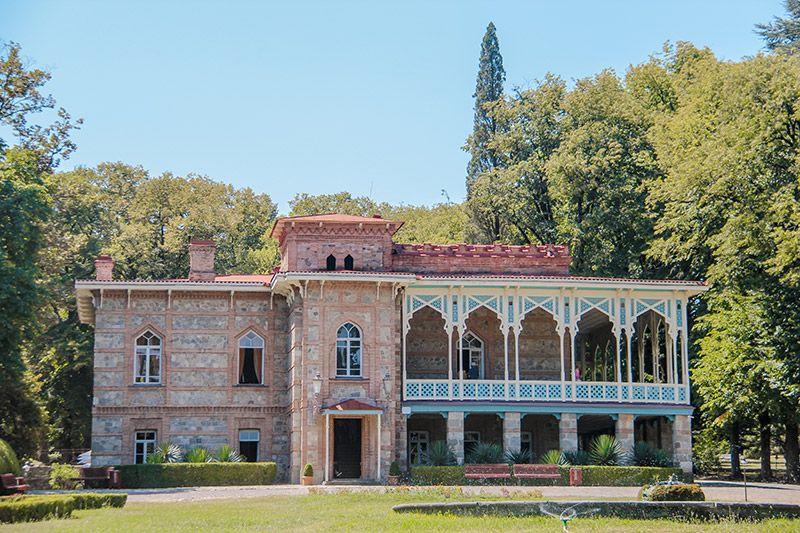 Мемориальный музей Ал.Чавчавадзе