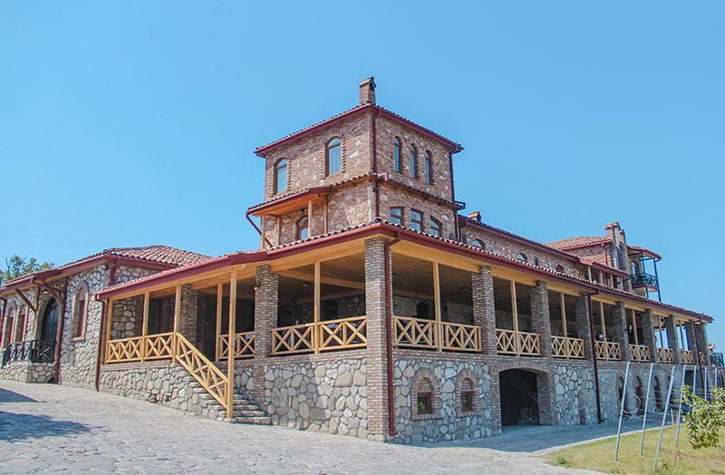 Shukhman Wines Georgia