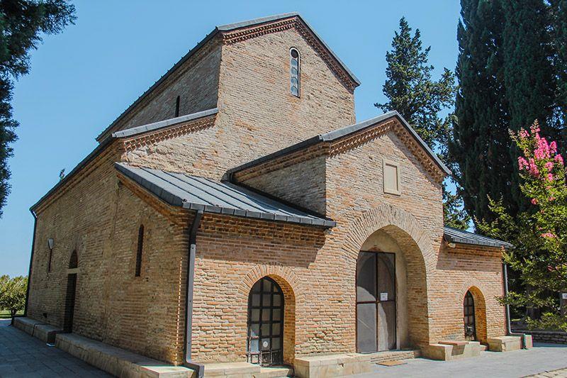 Монастырь Св.Нино в Бодбе