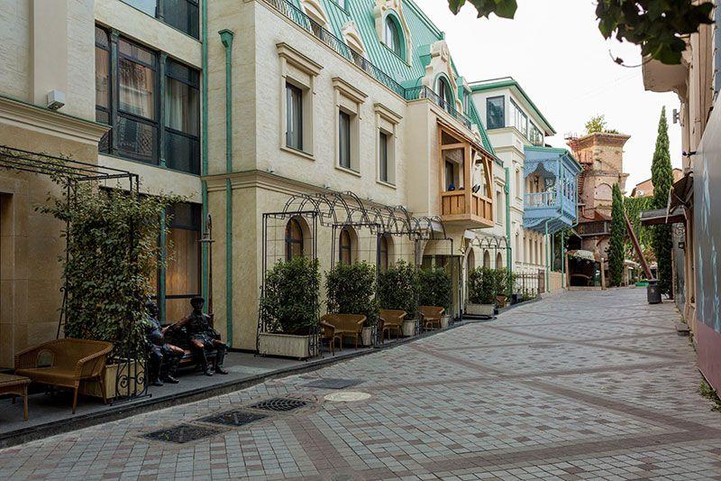 Shavteli Street