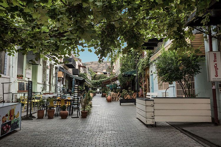 Erekle Street