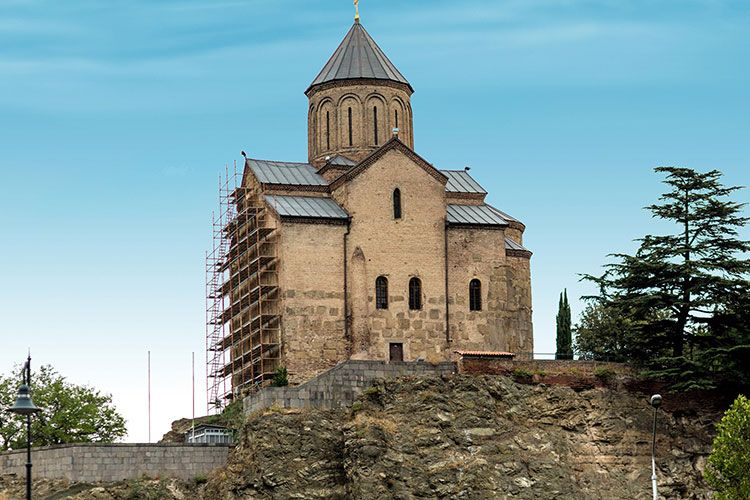 Метехский храм