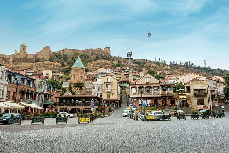 Tbilisi Upper Kala Tour