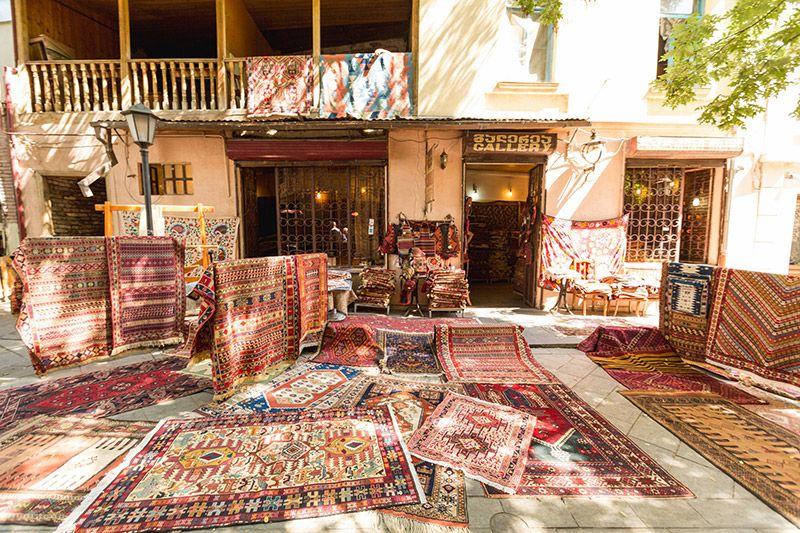 Галерея кавказских ковров