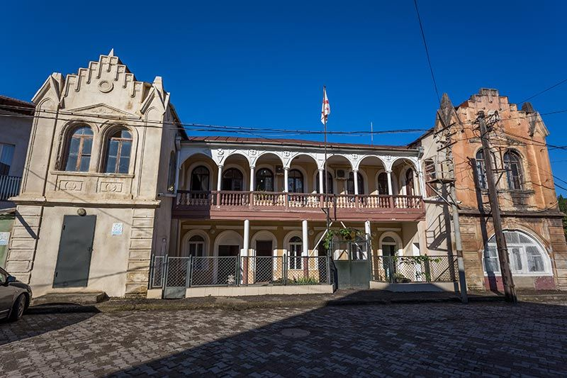Military Kommendatura building