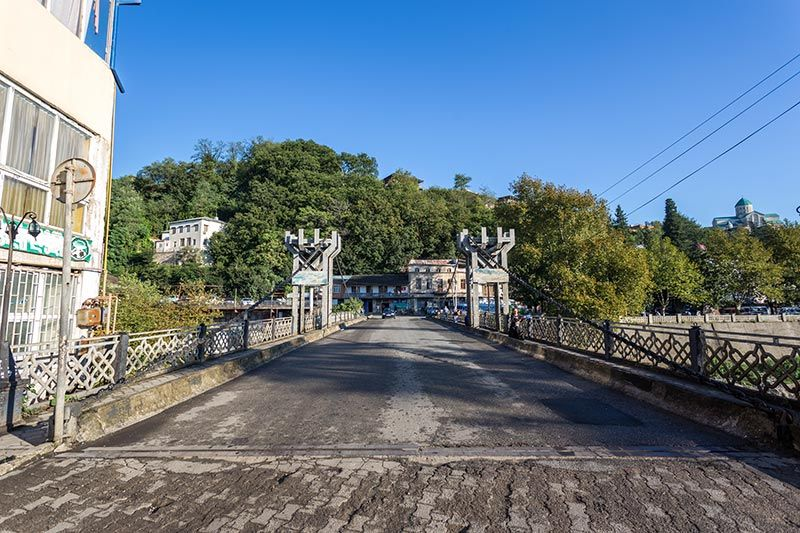 The Chain Bridge