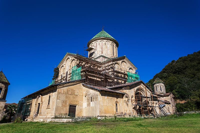 The Cathedral of Dormition of the Mother of God