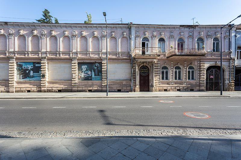 Галерея искусств имени Давида Какаба́дзе