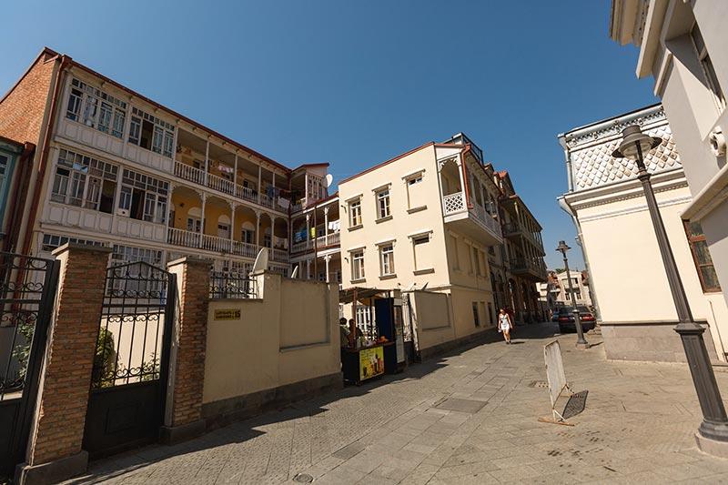 Samgebro street