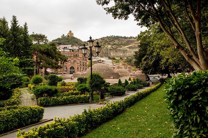Legend  about Tbilisi
